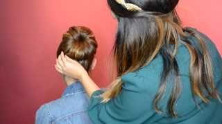 Create a Perfect Bun (Without a Sock or Donut!) Thumbnail