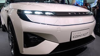Most Interesting Electric Suv At Ces 2018