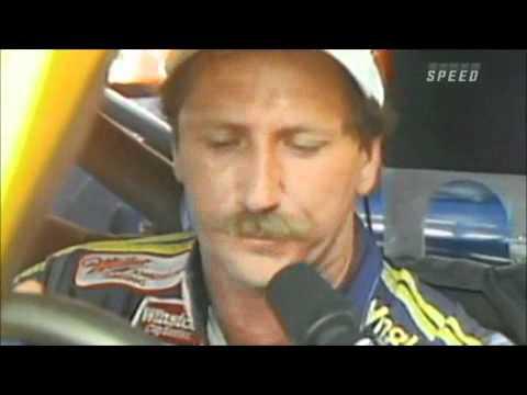 NASCAR Pass in the grass ALLSTARS 1987
