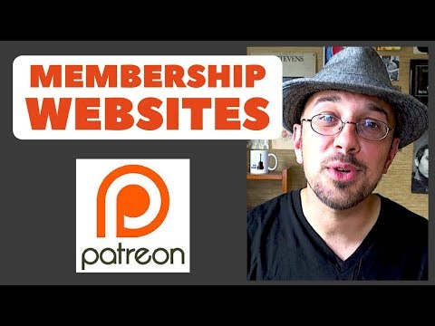 Membership Websites And Patreon For Musicians   Singer-Songwriter   Kev Rowe