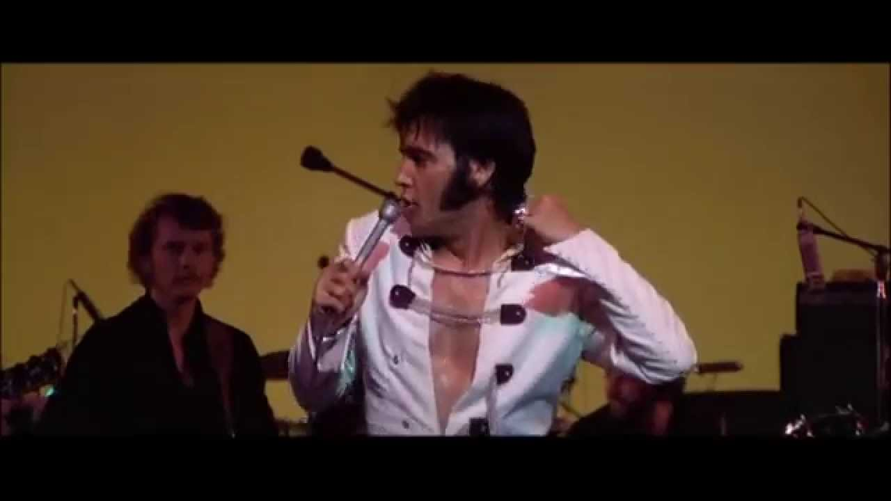 Elvis Presley Blue Suede Shoes Live