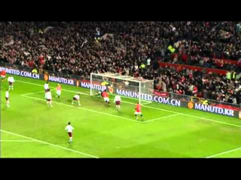 2007 - 2008 Season United 4 - 0 Arsenal