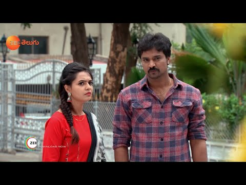 America Ammayi - Indian Telugu Story - Epi - 917 - 10 Jul 2018 - Zee Telugu Tv Serial - Best Scene