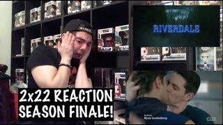 RIVERDALE - 2x22 'BRAVE NEW WORLD' REACTION