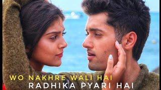 Wo Nakhre Wali Hai Radhika Pyari Hai Full Song।।(Genius Movie Song)।।