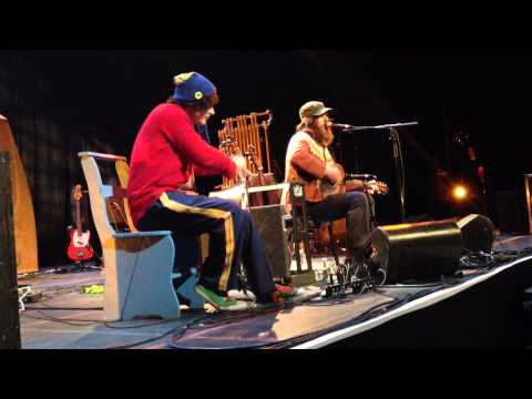 Jeff Mangum - In the Aeroplane Over the Sea (encore) - MASS MoCA - February 16, 2013 LIVE