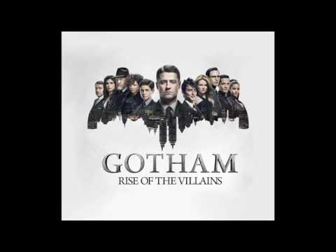 Gotham (OST) 2x02 Jerome & The Maniax Attack.Cheerleaders in Peril