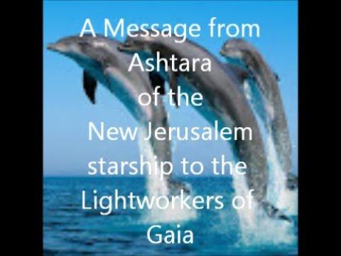 Ashtara of the New Jerusalem - Higher Self Portal