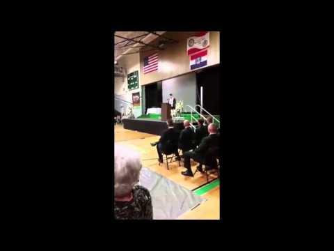 2015 Salutatorian Speech: Pierce City High School
