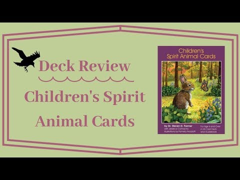 review:-children's-spirit-animal-cards