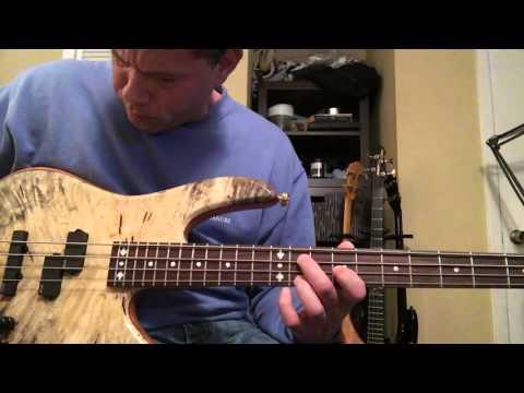 Download Youtube: Fodera Victor Wooten Classic Monarch Bass Guitar Sound & Visual