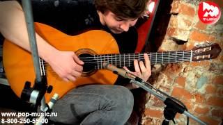 Классическая гитара YAMAHA C-40 (Рекомендуется педагогами для начинающих)