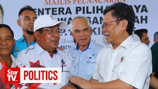 Karim Bujang Gets Second Chance To Contest In Kimanis By-election