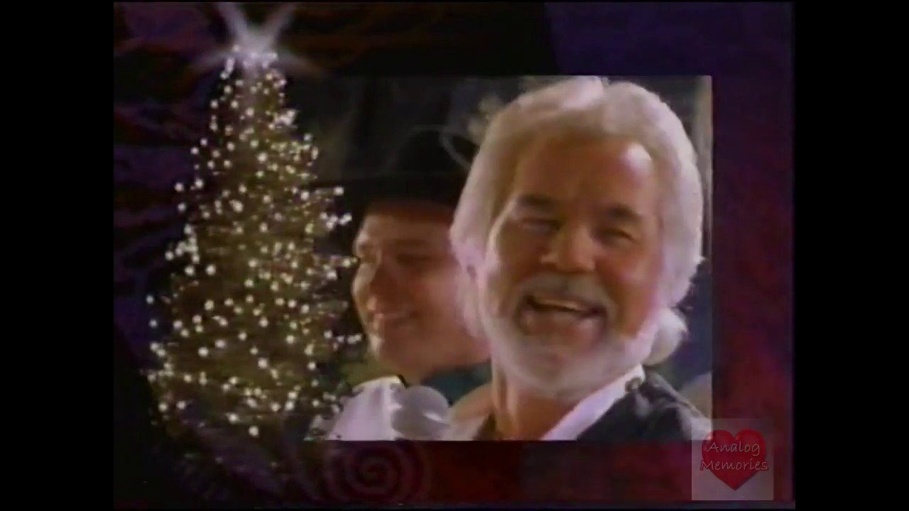 Kenny Rogers | Keep Christmas With You | CBS | Promo | 1993 - YouTube