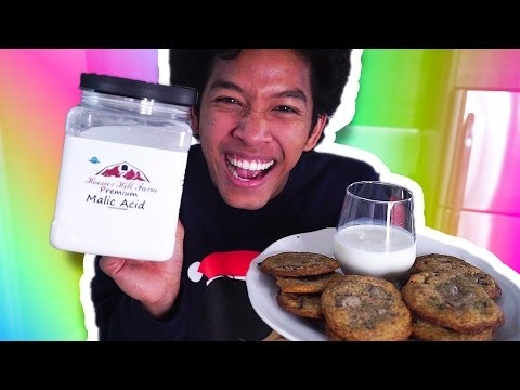 DIY EXTREME SOUR COOKIE PRANK