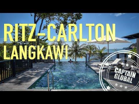 Ritz-Carlton Langkawi: Hotel, Rooms And Villas Tour