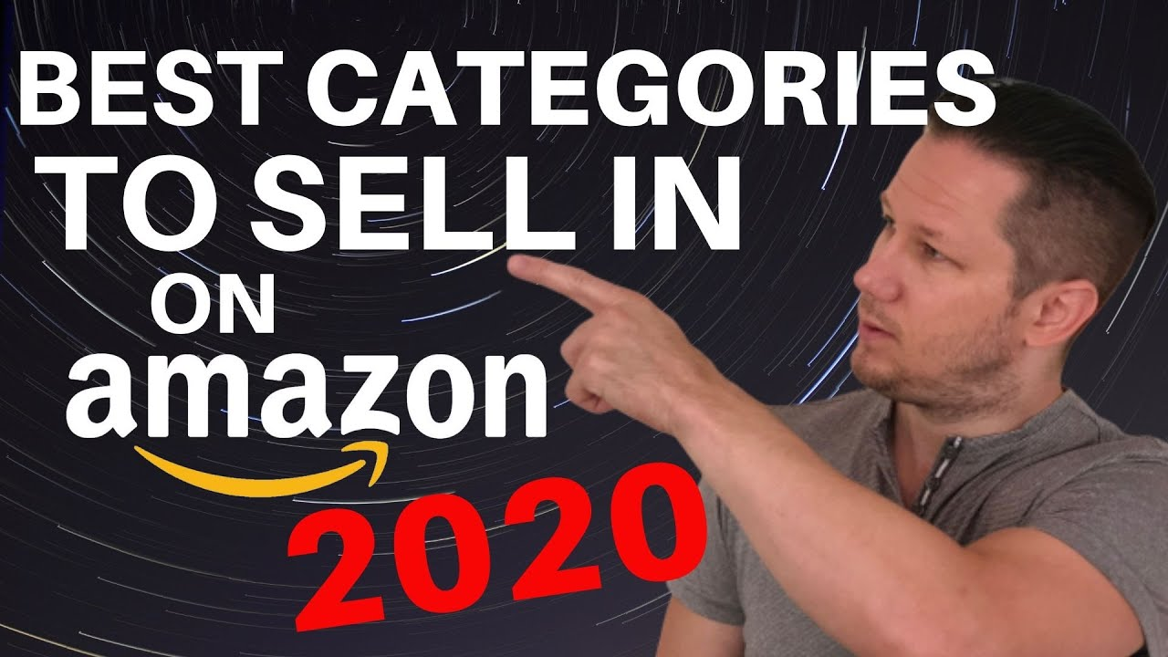 The Best Product Categories To Sell On AMAZON FBA 2020 and Make A Full time Income!