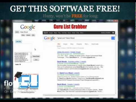 FREE Email Generating Software Download-Unlimited FREE Emails