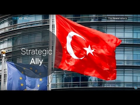 The Newsmakers: EU-Turkey relations