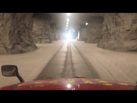 Underground Cave Freight System In Springfield,MO