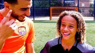 Nederlands jeugdtalent Xavi Simons verrast met vertrek bij FC Barcelona
