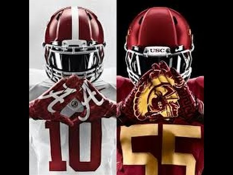 Alabama Crimson Tide - USC Trojans Instant Analysis / Max Browne, JuJu Smith-Shuster