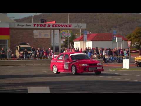 Targa Tasmania 2019 - Mitsubishi Evolution 6.5 TME, Pure Sound