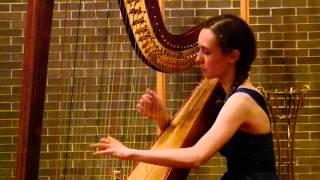 Let It Go (Frozen) / Libérée, Délivrée (La Reine des Neiges) Harp cover
