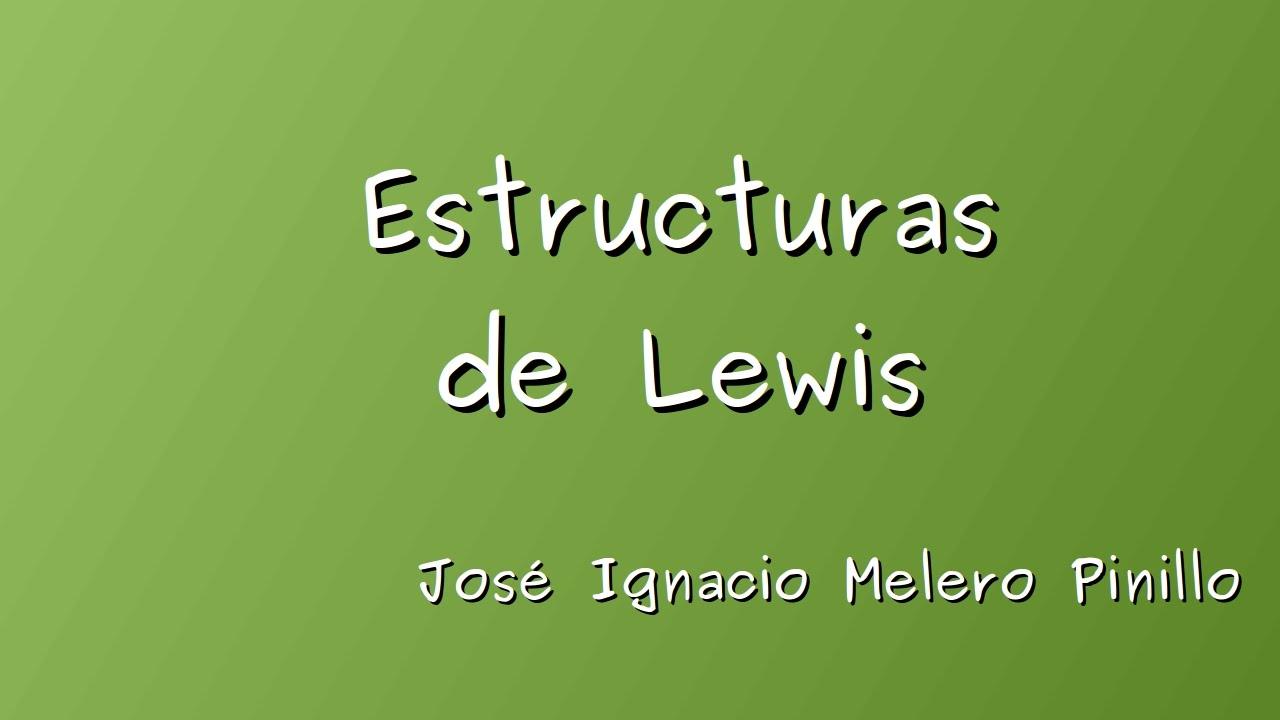 Lewis Hidrogeno
