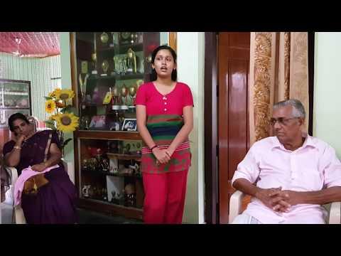 Kavitha-Achanurangi Kidakkunnu Nischalam // Singer :Shalu S Kumar