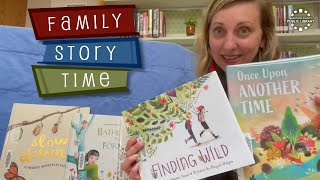 video thumbnail: Family Story Time - The Outdoors!