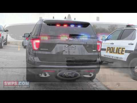 2016 Ford Police Interceptor Utility - Stealth / Aggressive Driving - SWPS - SAPD16ADEXPLORER