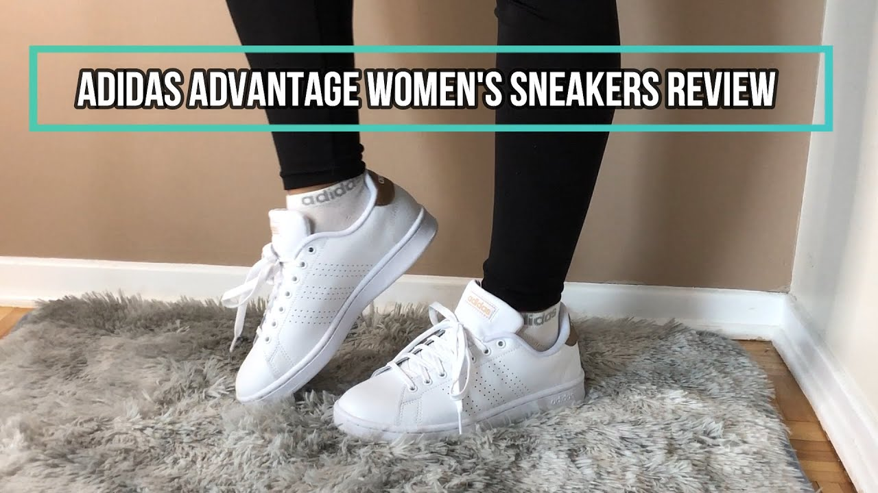 Women's @Adidas Advantage VERY Detailed Review