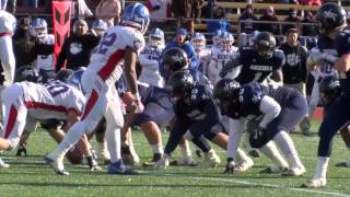 CT Sports Now - Ansonia Vs. Rocky Hill Class S Football Championship Game Highlights