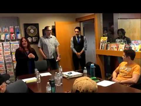 Student Clubs: Business Club Video Newsletter