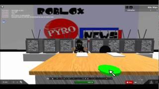 Roblox Pyro News:Von Lewisado tot