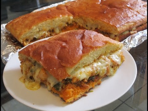How To Make New Orleans Crawfish Bread
