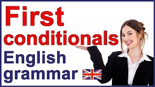 First conditional |  English grammar lesson