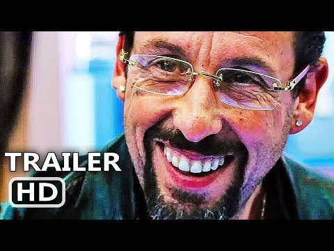UNCUT GEMS Official Trailer (2019) Adam Sandler, Safdie Brothers, A24 Movie HD