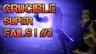 Destiny Crucible Super Fails ! #3  Funny Moments