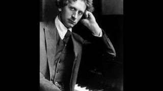 "Percy Grainger plays Grieg Peer Gynt ""Morning Mood"""