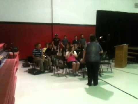 Bell City High School Band 2013
