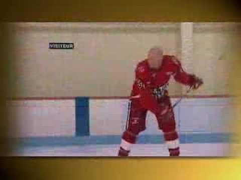 5th Annual celebrity hockey marathon