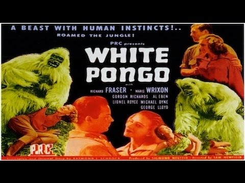 CLASSIC FILM SERIES - White Pongo 1945