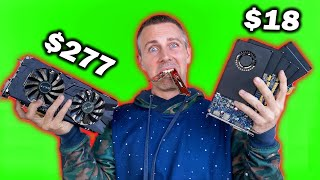 Amazing USED Bargains! (May 2020's PC Parts Hunt of the Month)