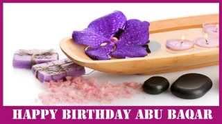 AbuBaqar   Birthday Spa - Happy Birthday