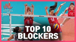Top 10 Blockers | Women's VNL Volleyball 2019