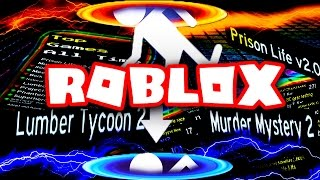 100 ROBLOX GAMES IN 1 PLACE!