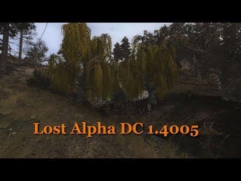 lost alpha автомат стрелка