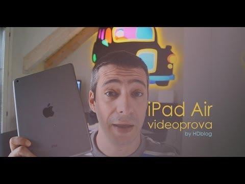 iPad Air videoreview da HDblog.it